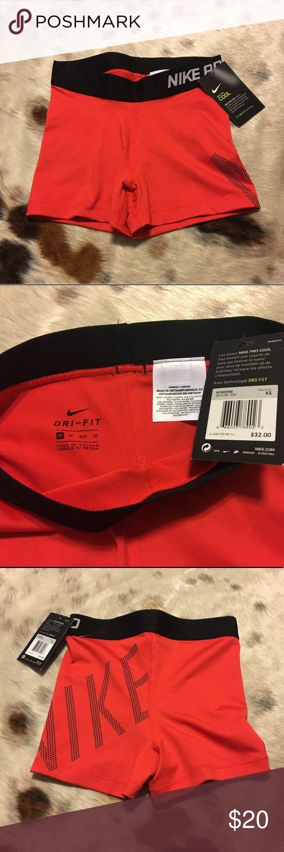 NWT Nike Pro Shorts NWT Nike Pro Shorts - size xs Nike Shorts