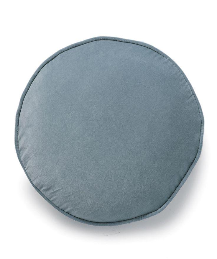 Kip & Co - Lead Velvet Pea Cushion