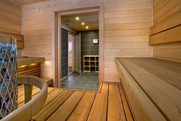 Honka Utsu sauna