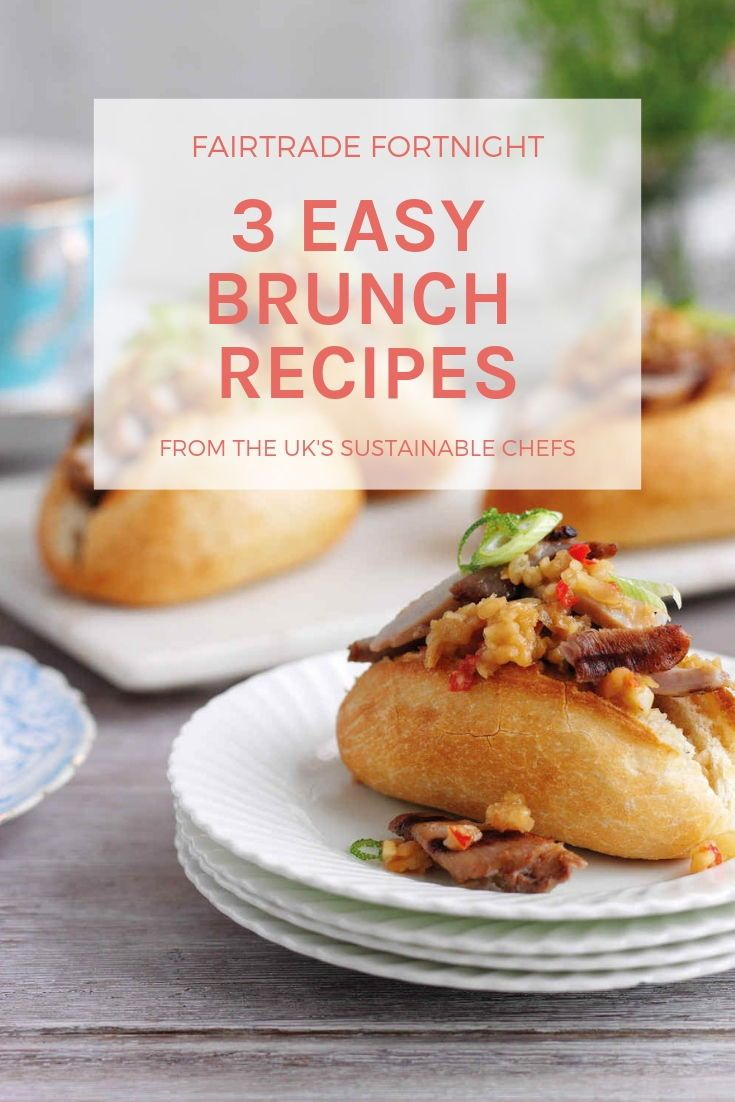 3 Easy Recipes For Fairtrade Fortnight Real Food Recipes Easy
