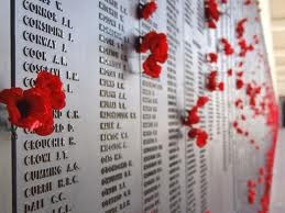 It's ANZAC day today.  To all our brave soldiers, sailors and airmen (past present & future) we honour you.  Lest we forget.