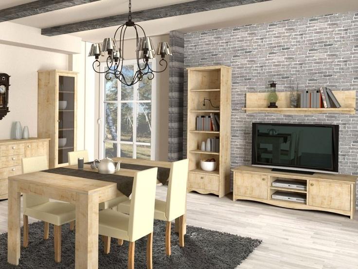 Jadalnia: Meble Belfort  #table #dining