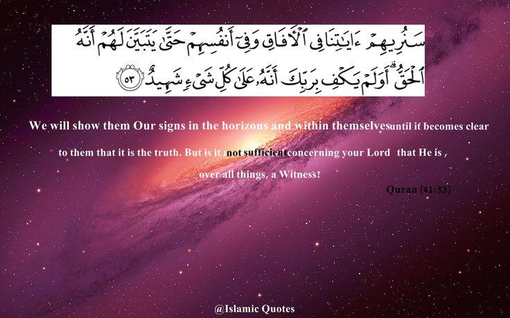 Surat Fuşşilat :33 #Quran