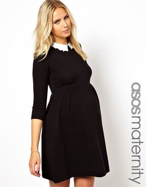 black maternity clothes