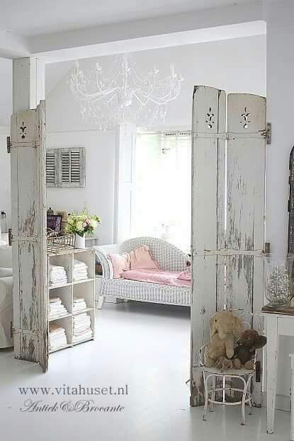 layout and space saving ideas, need some color for me, although i love the whitewash too