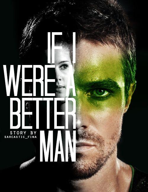 #Arrow - Oliver & Felicity