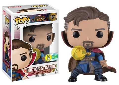 Benedict Cumberbatch's Sorcerer Supreme Gets His Own DOCTOR STRANGE Funko POP!