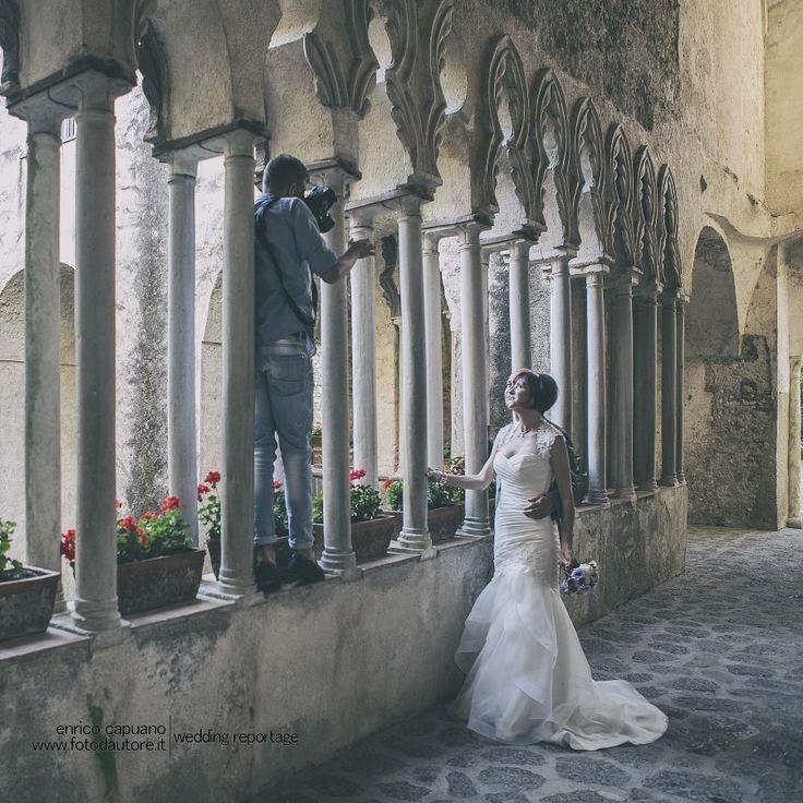 wedding in Ravello Amalfi Coast Enrico Capuano photographer