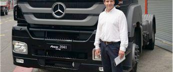 MERCEDES BENZ PRESENTO LOS NUEVOS CAMIONES EURO V TRANSGOL Transporte Internacional de Cargas: Google+