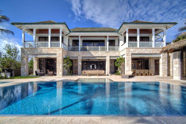 3 Storey Modern House Design Exterior