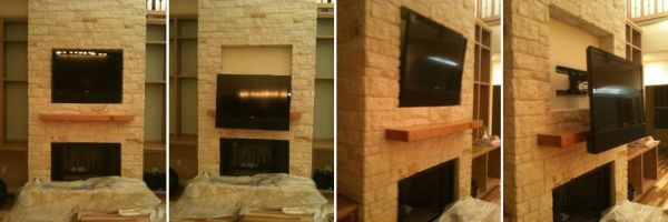 17 Best Images About Decorating Mantle On Pinterest Wall