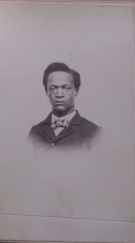 Cdv-Port-Handsome-African-American-Young-Man-By-Hendee-Maine