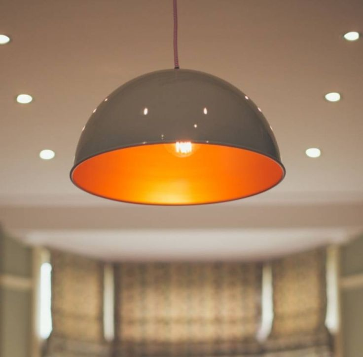 Are you interested in our grey pendant light? With our british painted pendant light you need look no further.