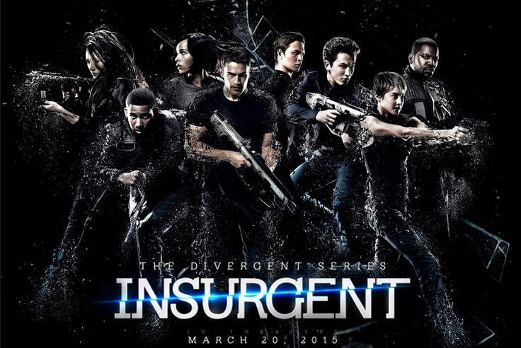"""Watch official trailer of """"Insurgent"""" on #PreviewCity #insurgent #areyouready?"""