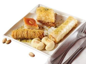50% off food & drinks at Baklava Factory