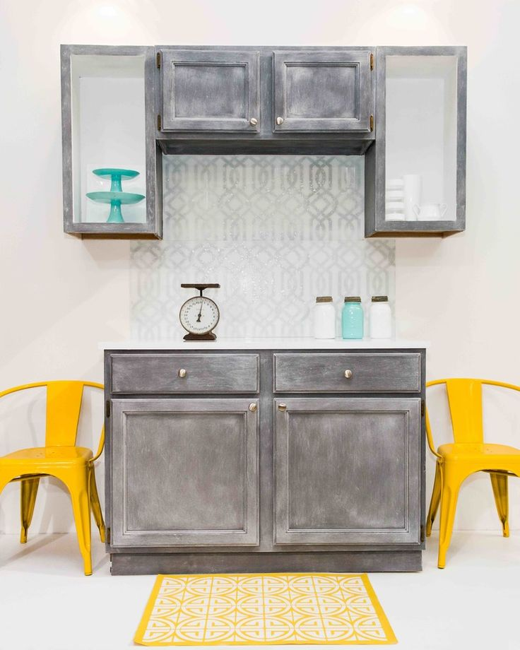 Whether your style is anything from modern to rustic, this finish will make any room dance! @amyhowardhome shares tips on how to get this finish done.