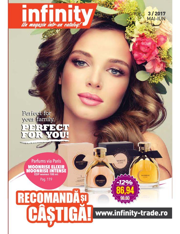 Catalog Infinity Campania Mai - Iunie 2017! Oferte si recomandari: sampon pentru par vopsit MM Beauty Colour Sense 16,47 lei; masca pentru par vopsit