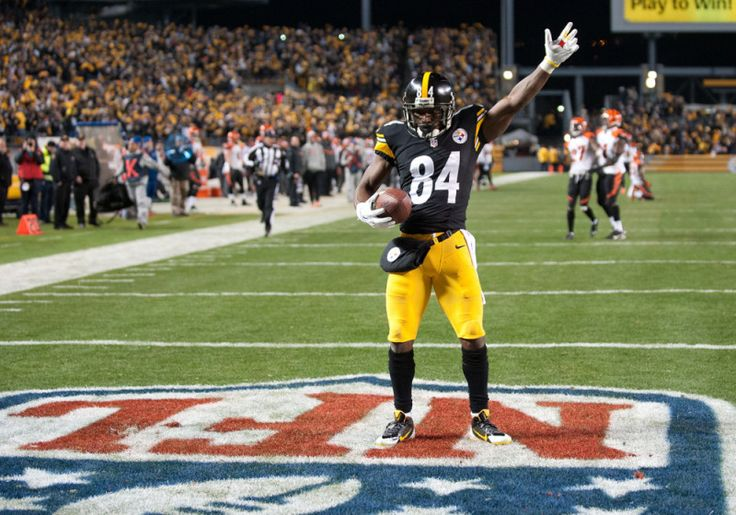 Antonio Brown dazzles teammates, coaches and fans alike