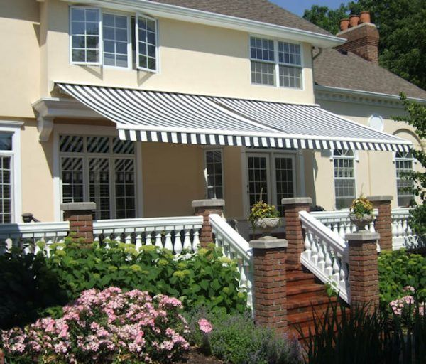 Image Result For Metal Awnings For Homes House Awnings Retractable Awning Patio Awning