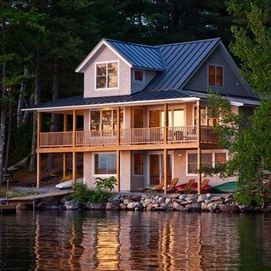 198 best Lake House Architecture images on Pinterest Dream houses