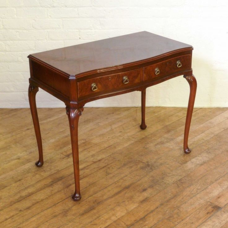 Edwardian Walnut Side Table