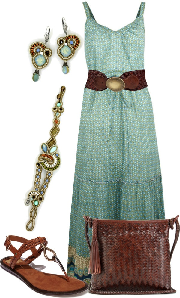 """Dress to the Maxi!"" by gangdise on Polyvore"