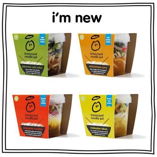 Divine the asian noodle brands