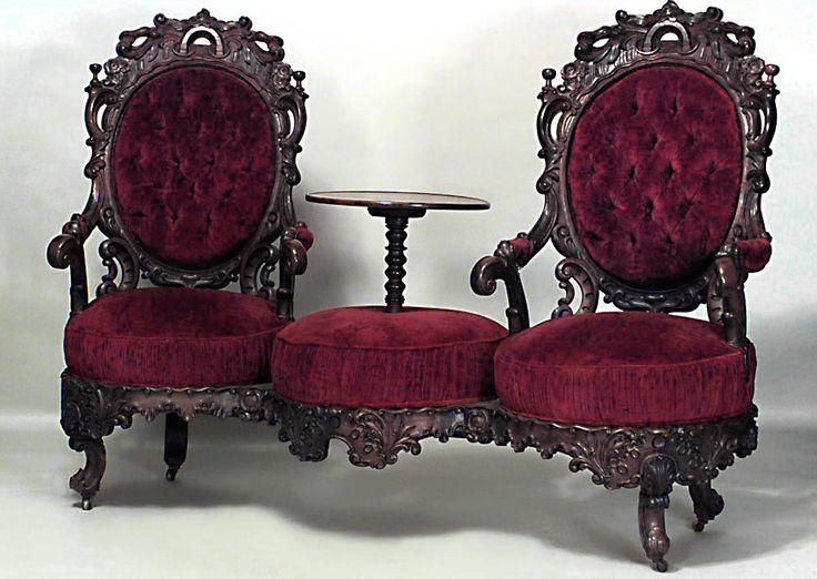 Gothic Victorian Furniture 25+ best victorian furniture ideas on pinterest | victorian chair