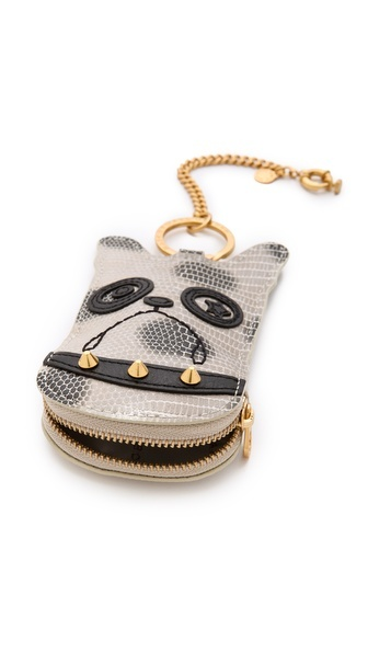 Marc by Marc Jacobs Pickles Flat Coin Pouch // coolest coin pouch ever