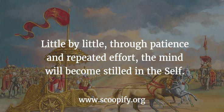 Famous Quotes Bhagavad Gita