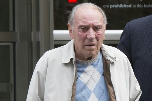 Nicky Rizzo...According to mob expert Jerry Capeci, Rizzo is a feared and respected mobster in the Colombo Crime Family, who became a millionaire from legit and not so legit sources and enjoyed a lengthy career in the mob while staying out of the limelight.