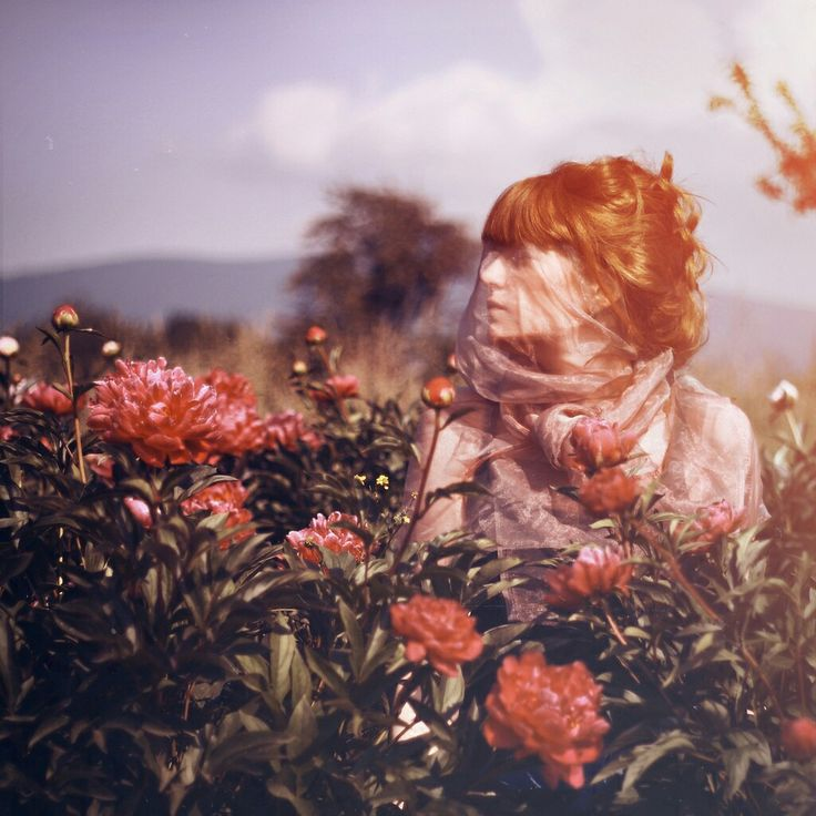 Florence Welch photographed by Marina Refur, 2013
