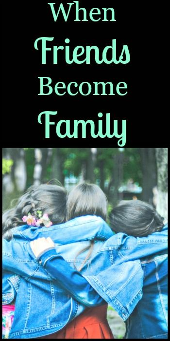 Re-defining a Word | Nurture Her Nature. Having a friend become family is a magical thing