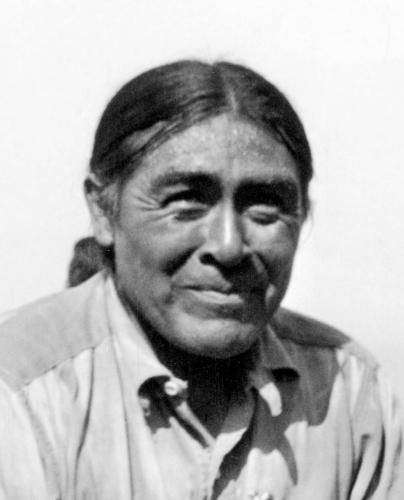 """On August 29, 1911, a Native man who spoke an unknown language wandered into an Oroville slaughterhouse and was arrested by the sheriff before being placed under the care of professors T.T. Waterman and Alfred Kroeber in San Francisco. Called """"Ishi,"""" the Yahi word for """"man,"""" he proved to be an invaluable resource, providing information about his previously unknown tribe until his death in 1916 from tuberculosis."""