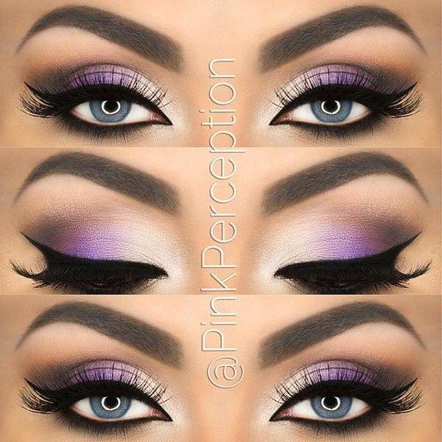 @pinkperception went wild with her Wild at Heart Palette for this intense eye look. #bhbeauty #eotd #motd