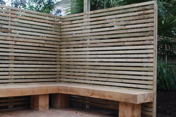 Decking  Timberwork - Garden House Design