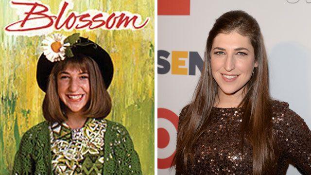 Blossom Tv Show The cast of #Blossom -...