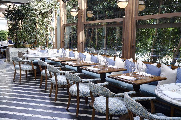 Cecconi's Restaurant Sister Restaurant to SOHO house 8764 Melrose Avenue Los Angeles, 90069