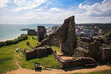 Hastings Castle – Wikipedia