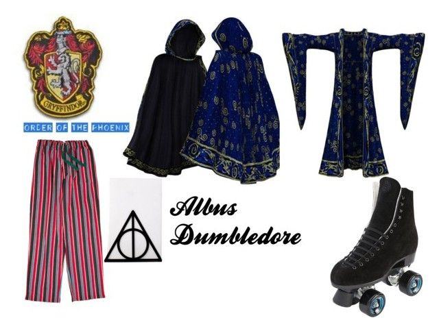 """""""albus dumbledore"""" by marauderslife on Polyvore featuring Hatley and Riedell"""