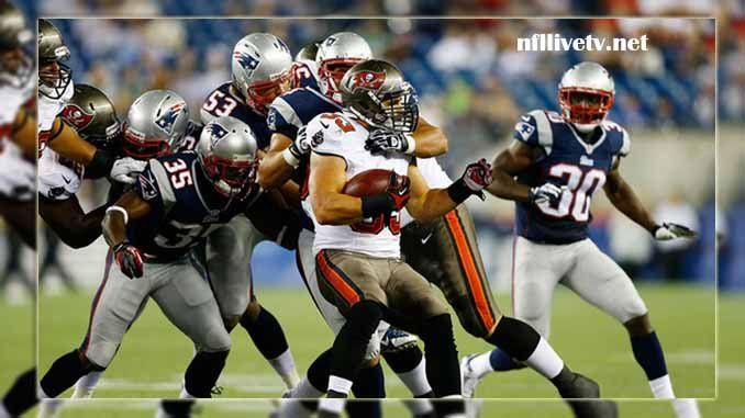 New England Patriots vs Tampa Bay Buccaneers Live Stream Teams: Patriots vs Buccaneers Time: 8:25 PM ET Week-5 Date: Thursday on 5 October 2017 Location: Raymond James Stadium, Tampa TV: NAT New England Patriots vs Tampa Bay Buccaneers Live Stream Watch NFL Live Streaming Online The New England...