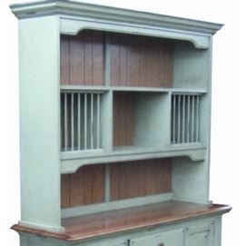 Sears Dining Room Open Hutch
