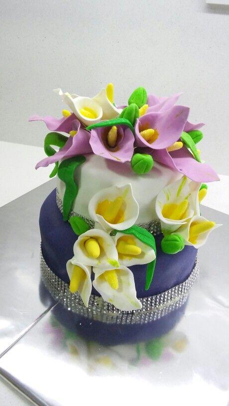 Özge için yaptığın doğum günü pastası