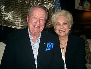 Tom Poston and Suzanne Pleshette were married from 2001-2007 (his death).