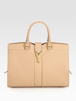 saint laurent purses - Yves Saint Laurent - YSL Cavas Chyc Medium Top Handle Bag - Saks ...