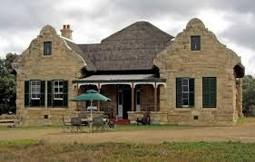 Melkkamer Manor House in De Hoop Nature Reserve