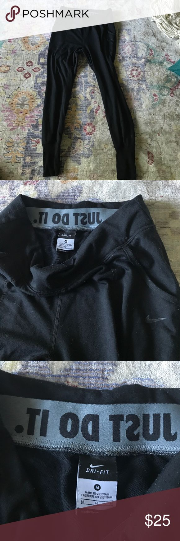 Mens Nike jogger sweatpants Mens Nike jogger sweatpants in great condition Nike Pants Sweatpants & Joggers