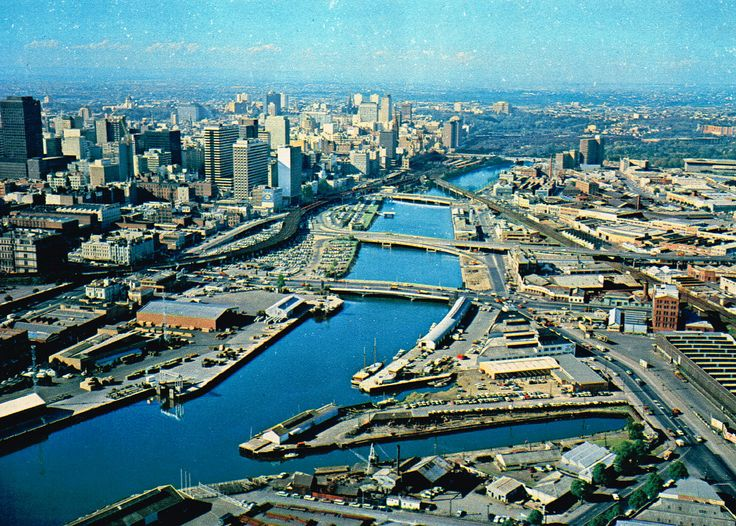 Late 60s Ol Melbourne Town