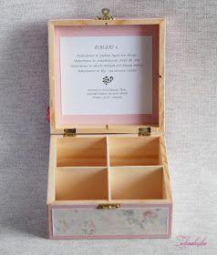 Witajcie Kochani :-)  Dziś wyjątkowo nie kartka a pudełko na prezencik ślubny.  Jak na ślub przystało , nie mogło u mnie zabraknąć kwiatów z...
