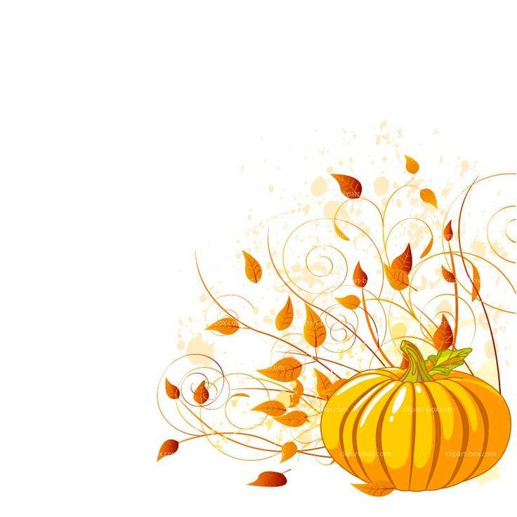 Autumn background clipart